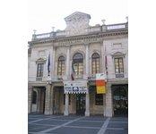 La facciata del Palazzo Comunale