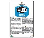 cartello Savona Wi-Fi