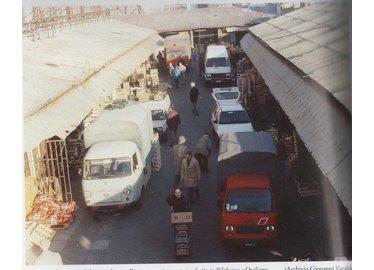 mercato all'ingrosso di Corso Ricci
